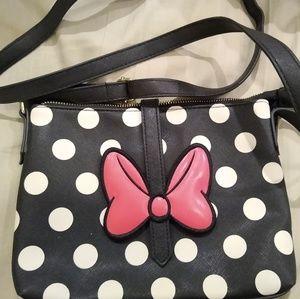 Disney Parks Minnie mouse small crossbody bag